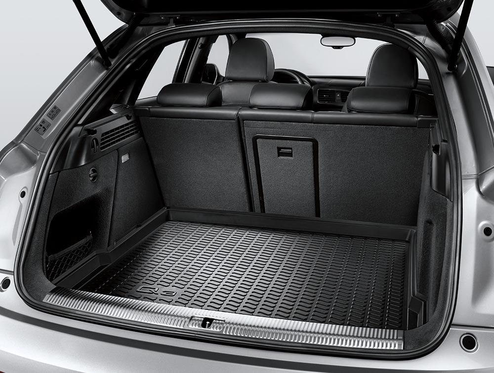 Audi Q3 All-Weather Cargo Mat. Protection, Helps
